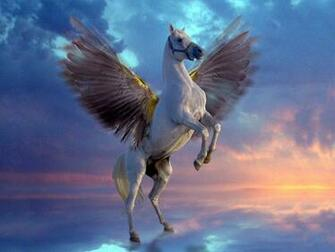 Pegasus   Greek Mythology Wallpaper 2887706