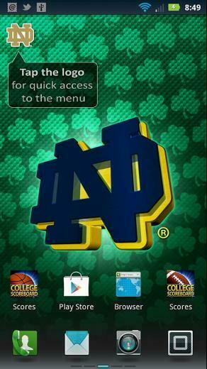 Notre Dame Revolving Wallpaper   screenshot