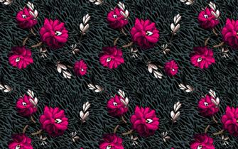Wallpaper pattern design 6 Edouard Artus 2012 Edouard Artus