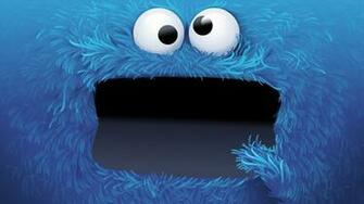 Mystery Wallpaper Cookie Monster
