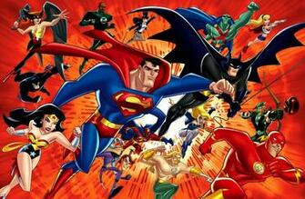 Download DC Comics All Characters HD Desktop WallpapersHigh