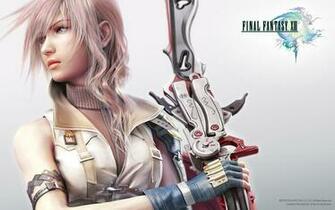 Final Fantasy XIII Wallpapers   Final Fantasy FXN Network