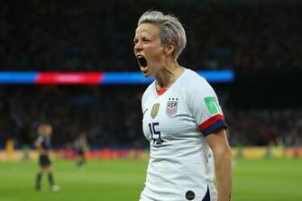Megan Rapinoe says go gays after 2 goal World Cup performance in