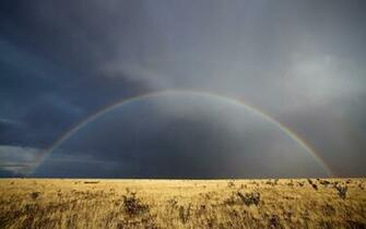 Rainbow in New Mexico Desktop Wallpapers FREE on Latorocom