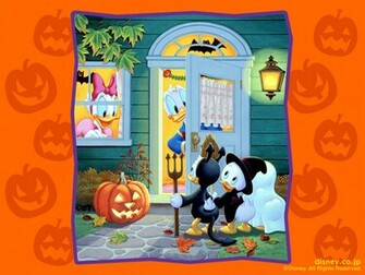 Disney Halloween wallpapers halloween disney   disney halloween