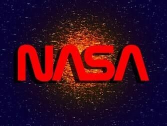 Old Nasa Logo The old nasa logo is made of
