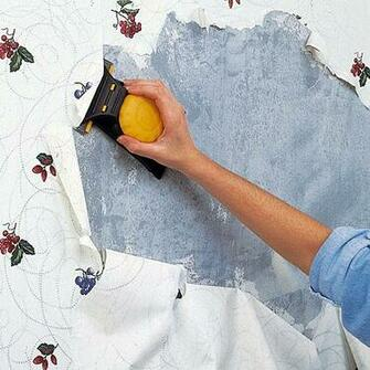 How to remove wallpaper   Sunset