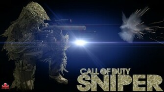 call of duty sniper wallpaper by jayjaybirdsnest