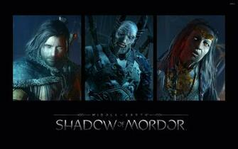 Queen Marwen   Middle earth Shadow of Mo wallpaper   Game wallpapers