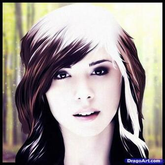 Celebrity Glamour Wallpapers Christina Perri Wallpaper