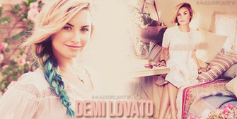 enchantment graphics Demi Lovato Backgrounds Icons and Header