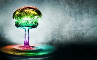 Abstract Rainbow Wallpaper Desktop