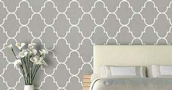 productclassic trellis luxury removeable wallpaper by swag paper Like