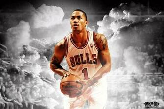 derrick rose chicago bulls by ElaineFu