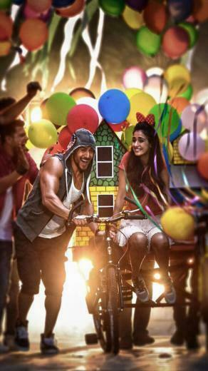 Download Tiger Shroff Disha Patani In Baaghi 2 Pure 4K