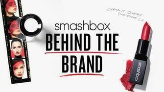 Brand Story Smashbox