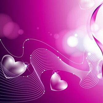 Purple heart shaped Wallpaper iPad Wallpapers iPad Backgrounds HD