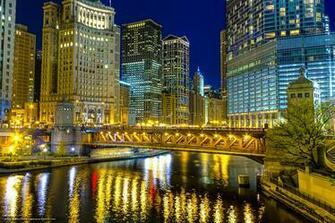 Download wallpaper Chicago Chicago illinois Illinois