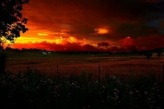 FileCountry farm summer evening sunset1 Virginia ForestWander