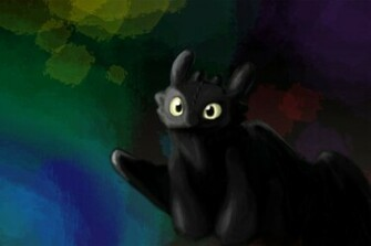 Cute Toothless Dragon Wallpaper Images Pictures   Becuo