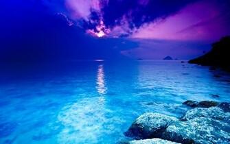 Blue Sea Wallpaper 2560x1600 Blue Sea Crystal Thailand