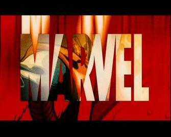 Marvel Logo Wallpaper 17209   Wallpaperesque