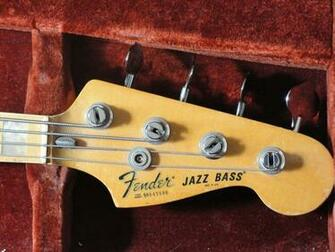 Fender Jazz Bass Wallpaper Vintage fender jazz bass 1978