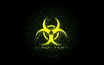 Download Biohazard Symbol Wallpaper 1920x1200 Wallpoper