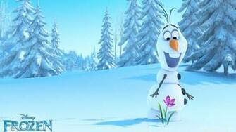 Olaf in Frozen HD Wallpaper   iHD Wallpapers