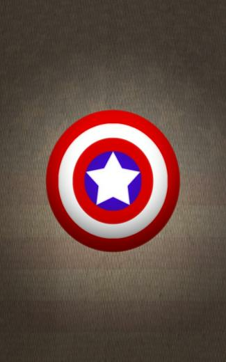 Iphone Wallpaper Captain America Shield Iphone Wallpaper Hd
