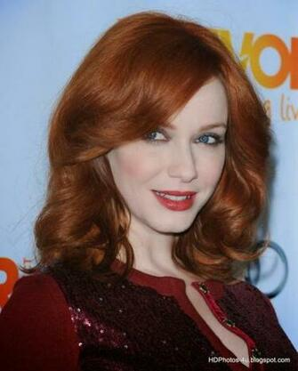 2015 Celebrity Photos Christina Hendricks HD Wallpapers