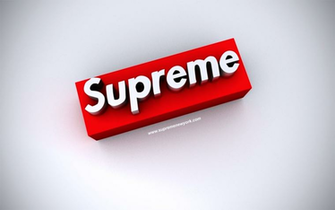 Supreme Wallpaper by BRAINNFREEZE