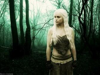 Khaleesi by frozenmistress