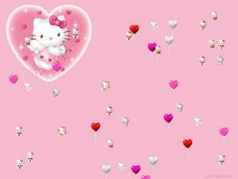 Hello Kitty Valentine Wallpapers