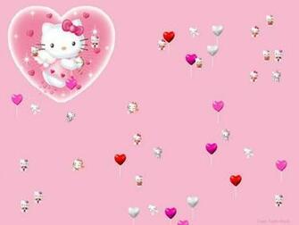 Hello Kitty Valentine Wallpapers