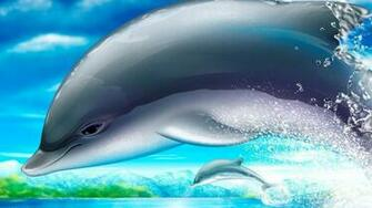 Dolphins wallpaper 769