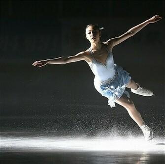 figure skating kim yu na