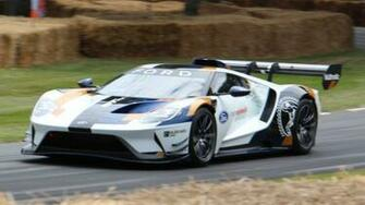 Ford GT Mk II Is A Rule Breaking Swan Song