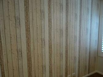 Wood Panel Wallpaper   Rustic   sydney   by Sydney Wallpapering
