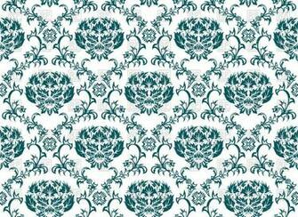 blue pattern   victorian style wallpaper 92242 download royalty free