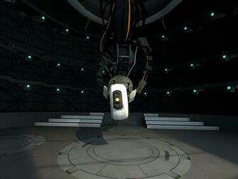 images of Portal 2 Glados Wallpaper Lold Funny Pictures