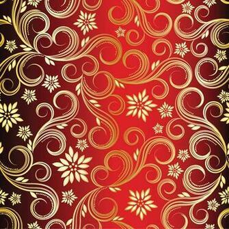 floral pattern background design vector 02   Vector Background Vector
