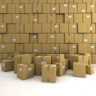Cardboard Boxes Wallpapers