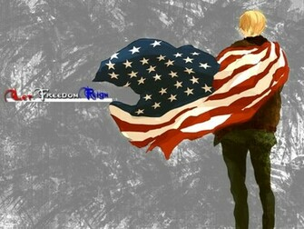 Let Freedom Reign   Hetalia Wallpaper 32442484