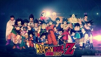 HD Dragon Ball Z Desktop Wallpapers Download