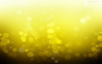 1920x1200 Yellow Bokeh desktop PC and Mac wallpaper