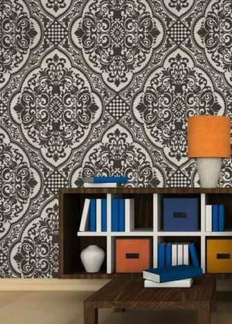 Buy Damask Wallpaper Patterns Online Wallpaper Worldwide
