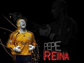 Pepe Reina Football Wallpaper   Football HD Wallpapers