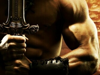 film Conan the Barbarian 2011 wallpapers and images   wallpapers