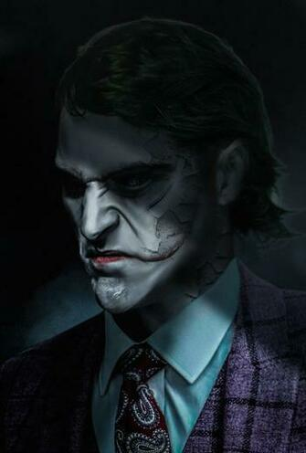 Joker 2019 images Joaquin Phoenix as The Joker   Fan Art by